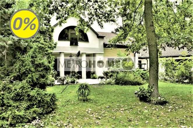 Morizon WP ogłoszenia | Dom na sprzedaż, Zalesie Górne, 375 m² | 2730