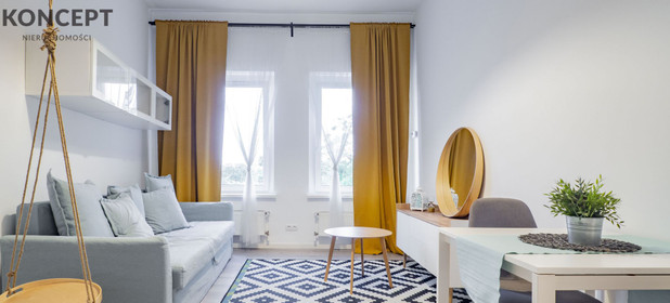 Mieszkanie do wynajęcia 30 m² Wrocław Krzyki Przedmieście Oławskie Komuny Paryskiej - zdjęcie 2