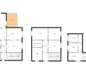 Dom do wynajęcia, Wrocław Borek, 300 m²