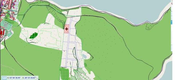 Działka na sprzedaż 3003 m² Słupy Za Miastem - zdjęcie 1