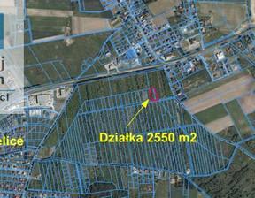 Działka na sprzedaż, Biesiekierz Rumiankowa, 2550 m²