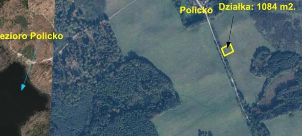 Działka na sprzedaż 1112 m² Koszaliński Manowo Policko - zdjęcie 2