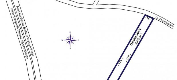 Działka na sprzedaż 2579 m² Legionowski Jabłonna Marmurowa - zdjęcie 1