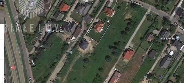 Działka na sprzedaż 2579 m² Legionowski Jabłonna Marmurowa - zdjęcie 2