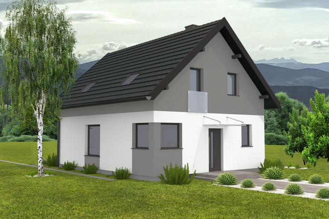 Morizon WP ogłoszenia | Dom na sprzedaż, Raciborsko, 116 m² | 4098