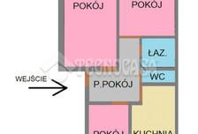 Mieszkanie na sprzedaż, Kraków Os. Podwawelskie, 49 m²