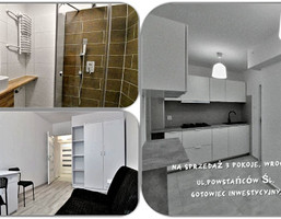 Morizon WP ogłoszenia   Mieszkanie na sprzedaż, Wrocław Krzyki, 52 m²   8643