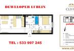 Morizon WP ogłoszenia   Mieszkanie na sprzedaż, Lublin Dziesiąta, 43 m²   6612