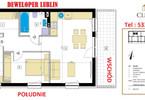 Morizon WP ogłoszenia | Mieszkanie na sprzedaż, Lublin Dziesiąta, 58 m² | 6601