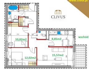 Mieszkanie na sprzedaż, Lublin Czuby, 67 m²