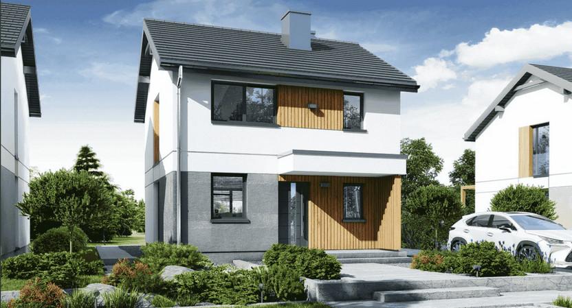 Dom na sprzedaż, Żagań Podmiejska, 117 m²   Morizon.pl   4060