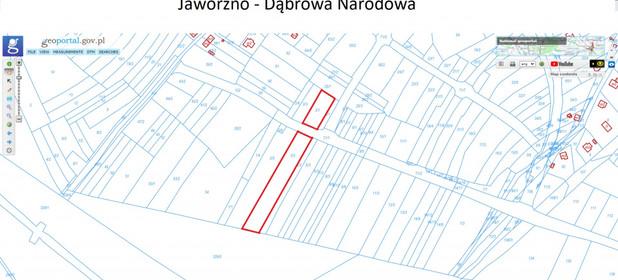 Grunt na sprzedaż 6568 m² Jaworzno Dąbrowa Narodowa Stanisława Lema - zdjęcie 3