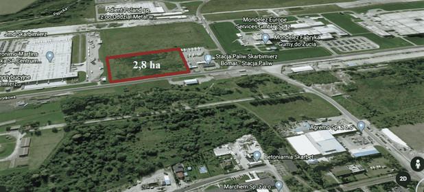 Grunt przemysłowy na sprzedaż 28096 m² brzeski Skarbimierz Biedronkowa 4 - zdjęcie 3
