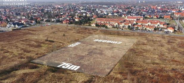 Działka na sprzedaż 9609 m² Wrocław Wrocław-Fabryczna Złotniki Kamiennogórska - zdjęcie 1