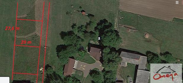 Działka na sprzedaż 807 m² Będziński (Pow.) Siewierz (Gm.) Wojkowice Kościelne - zdjęcie 2