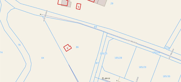 Działka na sprzedaż 2526 m² Wejherowski Szemud Rębiska Wzgórze - zdjęcie 3