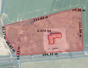 Działka na sprzedaż, Piersko Przelotowa, 22996 m²
