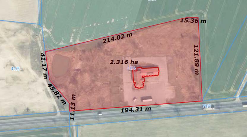 Działka na sprzedaż, Piersko Przelotowa, 22996 m²   Morizon.pl   2615