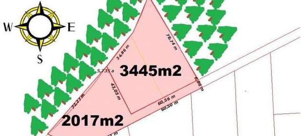 Działka na sprzedaż 3445 m² Policki Dobra (szczecińska) Dobra - zdjęcie 1