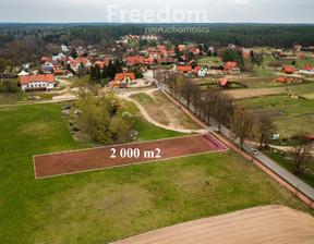 Działka na sprzedaż, Krutyń, 2000 m²