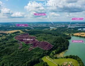 Działka na sprzedaż, Mrągowo, 133800 m²