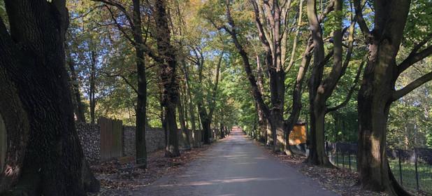 Działka na sprzedaż 10400 m² Kraków Zwierzyniec Salwator al. Waszyngtona, Jerzego - zdjęcie 1
