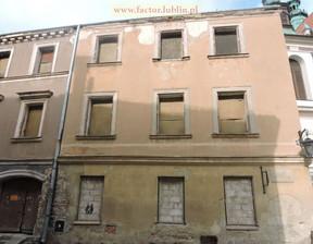 Kamienica, blok na sprzedaż, Lublin Stare Miasto, 988 m²