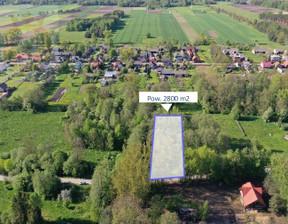 Działka na sprzedaż, Pomigacze, 2800 m²