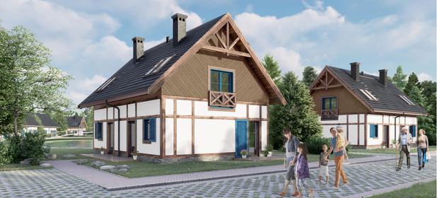Dom na sprzedaż 55 m² Kościerski (pow.) Kościerzyna Rekowska - zdjęcie 1