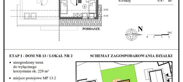 Dom na sprzedaż 55 m² Kościerski (pow.) Kościerzyna Rekowska - zdjęcie 2