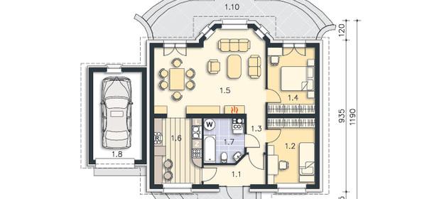 Dom na sprzedaż 150 m² Żyrardowski (pow.) Wiskitki (gm.) Miedniewice - zdjęcie 2