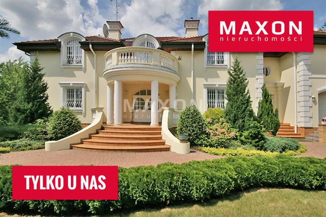 Morizon WP ogłoszenia | Dom na sprzedaż, Magdalenka, 700 m² | 9214