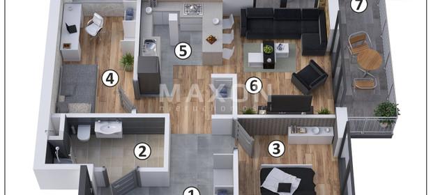 Mieszkanie na sprzedaż 61 m² Kołobrzeski Kołobrzeg ul. Bałtycka - zdjęcie 1