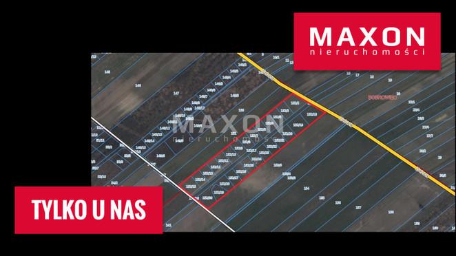 Morizon WP ogłoszenia | Działka na sprzedaż, Lesznowola, 1861 m² | 3480