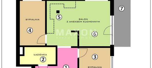 Mieszkanie na sprzedaż 61 m² Kołobrzeski Kołobrzeg ul. Bałtycka - zdjęcie 2