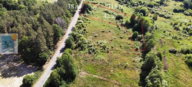 Działka na sprzedaż 4000 m² Zielonogórski Nowogród Bobrzański Sterków - zdjęcie 1