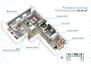 Morizon WP ogłoszenia | Mieszkanie na sprzedaż, Ząbki Batorego, 65 m² | 5844