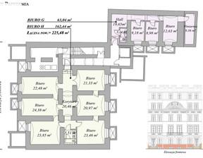 Biuro do wynajęcia, Kraków Stare Miasto, 163 m²