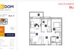 Morizon WP ogłoszenia | Mieszkanie na sprzedaż, Bydgoszcz Fordon, 52 m² | 3478