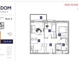 Morizon WP ogłoszenia   Mieszkanie na sprzedaż, Bydgoszcz Fordon, 52 m²   3478