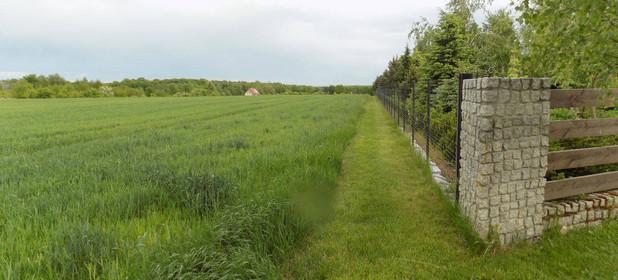 Działka na sprzedaż 10500 m² Trzebnicki Oborniki Śląskie Lubnów Działka rolna obok nowej zabudowy. - zdjęcie 3