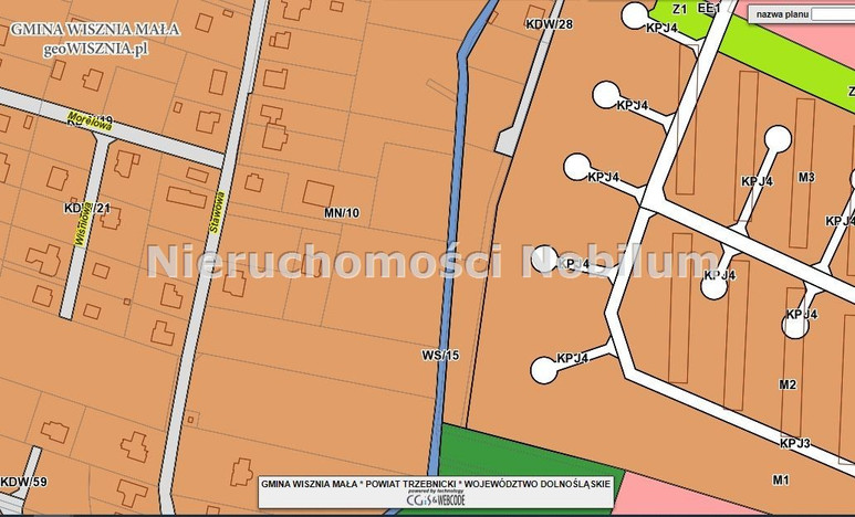 Działka na sprzedaż, Ligota Piękna, 1532 m² | Morizon.pl | 2002