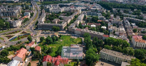 Działka na sprzedaż 1396 m² Kraków Grzegórzki Grzegórzecka - zdjęcie 1