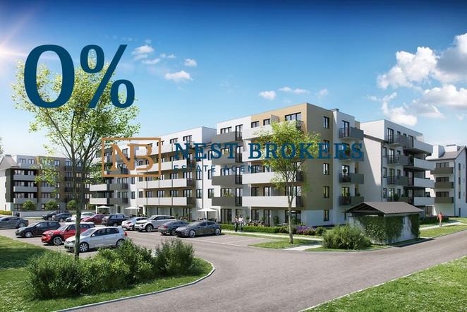 Morizon WP ogłoszenia   Mieszkanie na sprzedaż, Kraków Bieżanów, 37 m²   2524