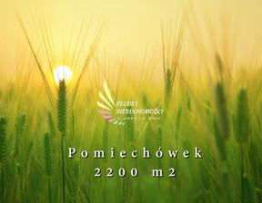 Działka na sprzedaż, Pomiechówek, 2200 m²