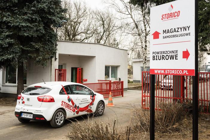 Garaż do wynajęcia, Poznań Rataje, 15 m² | Morizon.pl | 4058