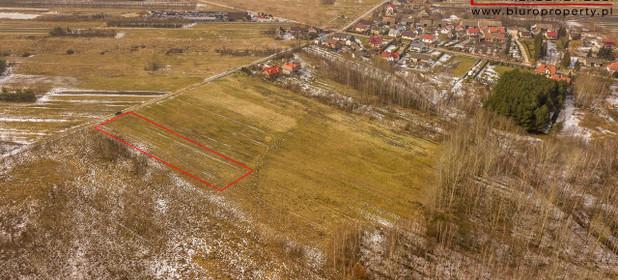 Działka na sprzedaż 3470 m² Buski (Pow.) Busko-Zdrój (Gm.) Budzyń - zdjęcie 3