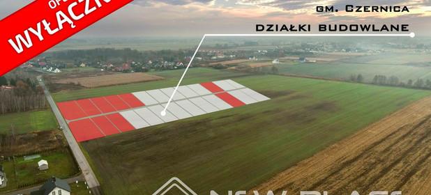 Działka na sprzedaż 1040 m² Wrocławski Czernica Jeszkowice Leśna - zdjęcie 2