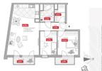Mieszkanie na sprzedaż, Wrocław Aleja Romana Dmowskiego, 72 m²   Morizon.pl   0934 nr17