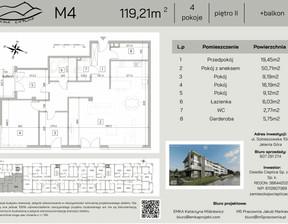Mieszkanie na sprzedaż, Jelenia Góra Cieplice Śląskie-Zdrój, 119 m²